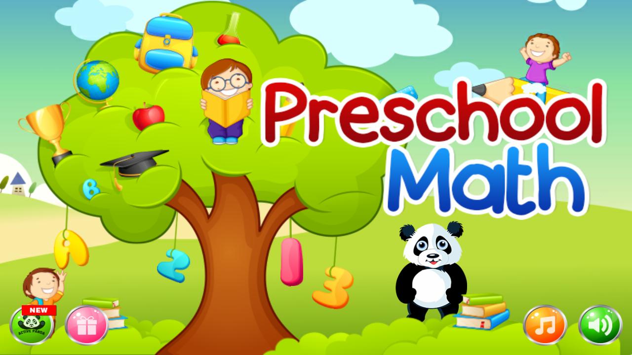 panda preschool math screenshot - Pictures For Preschool