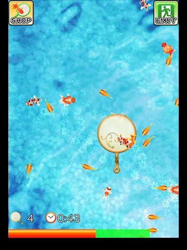 Shin Goldfish Scooping 2.4.2 Windows u7528 10