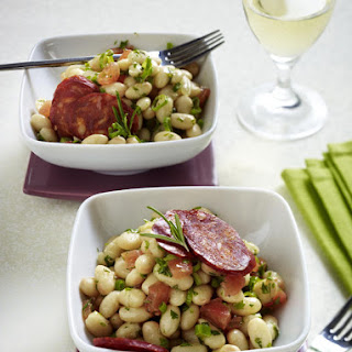 Cannellini Beans with Chorizo Recipe