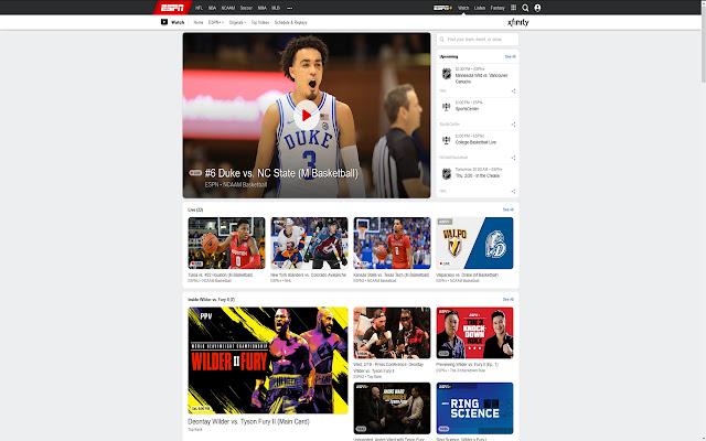ESPN Flex Media