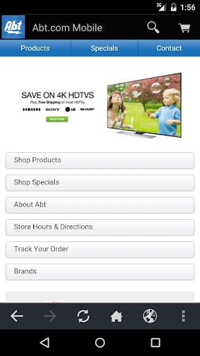 Abt.com Mobile