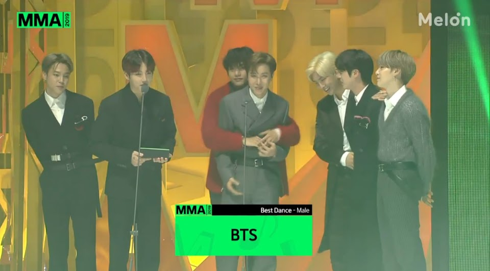 bts best dance