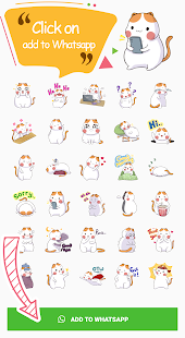 anime.chat - WAStickerApps Screenshot