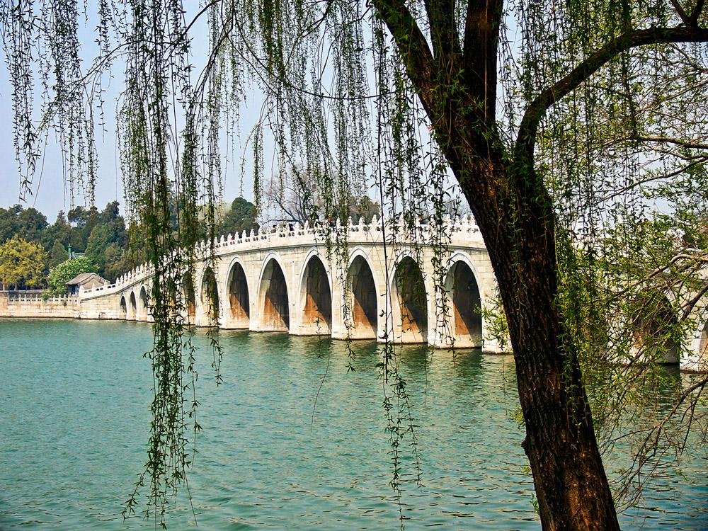 Photo: 17 Arches Bridge - Summer Palace, Beijing - April 2009