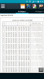 LOGARITHM TABLES