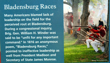 Photo: The Races! Not a stellar day in the history of the American military.