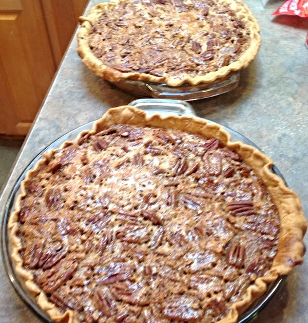 I baked 2 pies at once and they turned out perfectly. The recipe I...