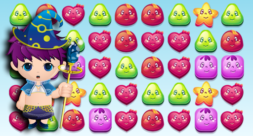 Candy splash Crash Dash Game