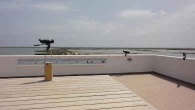 Photo: Observation platform
