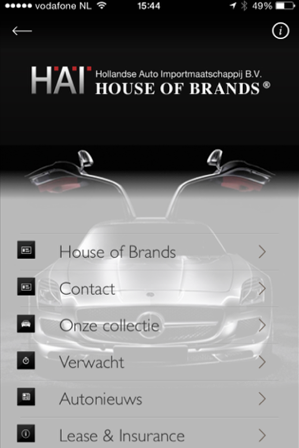 HAI House of Brands- screenshot