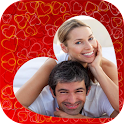 Valentines Day Photo Frames icon