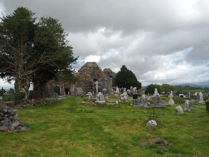 Photo: Aghadoe Church.