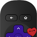 Remote For Roku - WiFi and IR icon