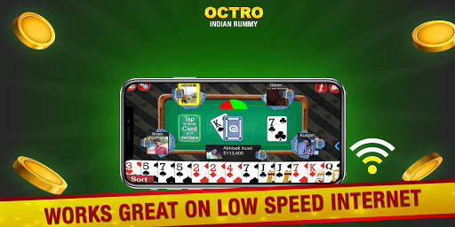 Indian Rummy (13 & 21 Cards) by Octro screenshots 8