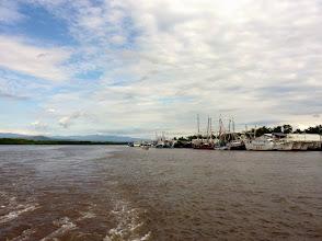 Photo: #007-Le départ pour Isla Del Coco. Elle est située à 550 km (300 miles) de Puntarenas