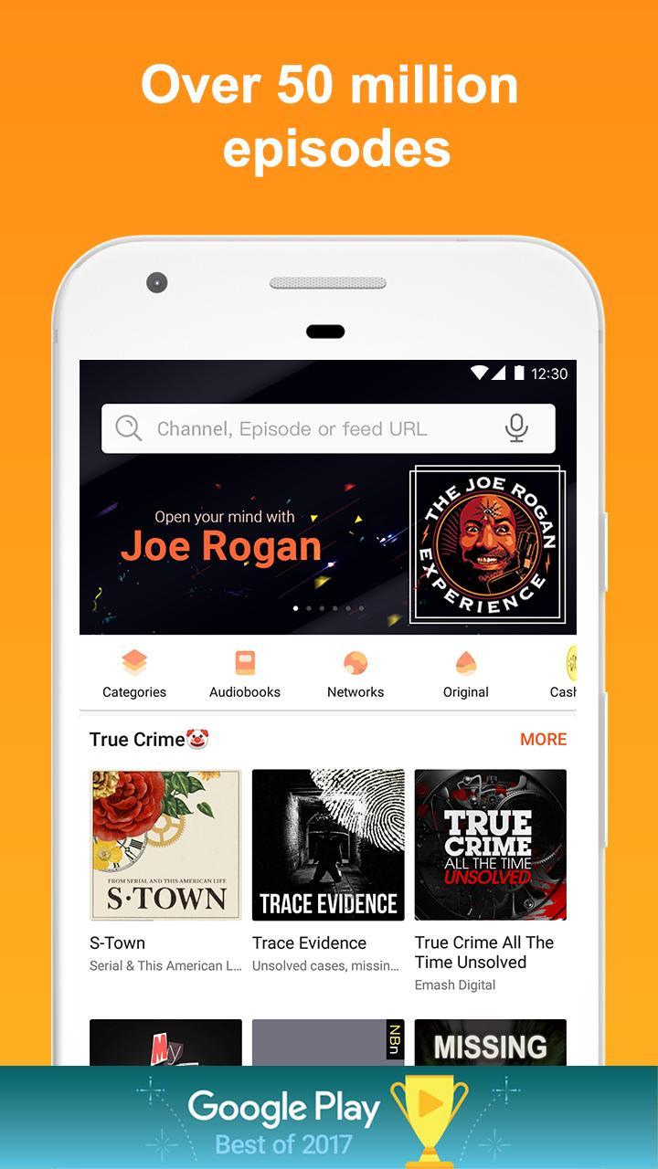Castbox: Free Podcast Player, Radio & Audio Books APK Cracked Free