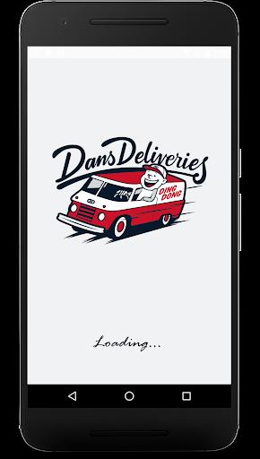 Dans Deliveries Driver  screenshots 1