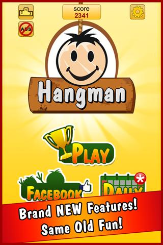 Hangman Screenshot