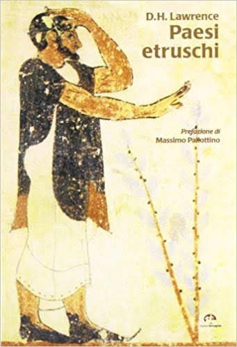 David Herbert Lawrence, Paesi etruschi, Ristampe (prima edizione 1932)