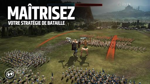 Dawn of Titans - Un jeu de guerre u00e9poustouflant  captures d'u00e9cran 1