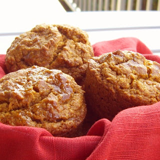Honey-Vanilla Mango Muffins