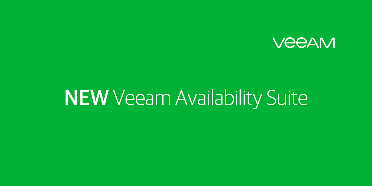 Veeam Availability Suite - Robust DRaaS Platform with Strong Opportunities for MSPs