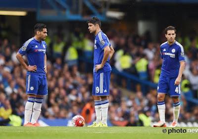 Quel est le problème que connaît Chelsea cette saison ?