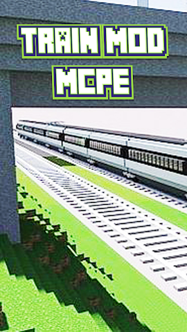 android Train Mod For MCPE. Screenshot 0