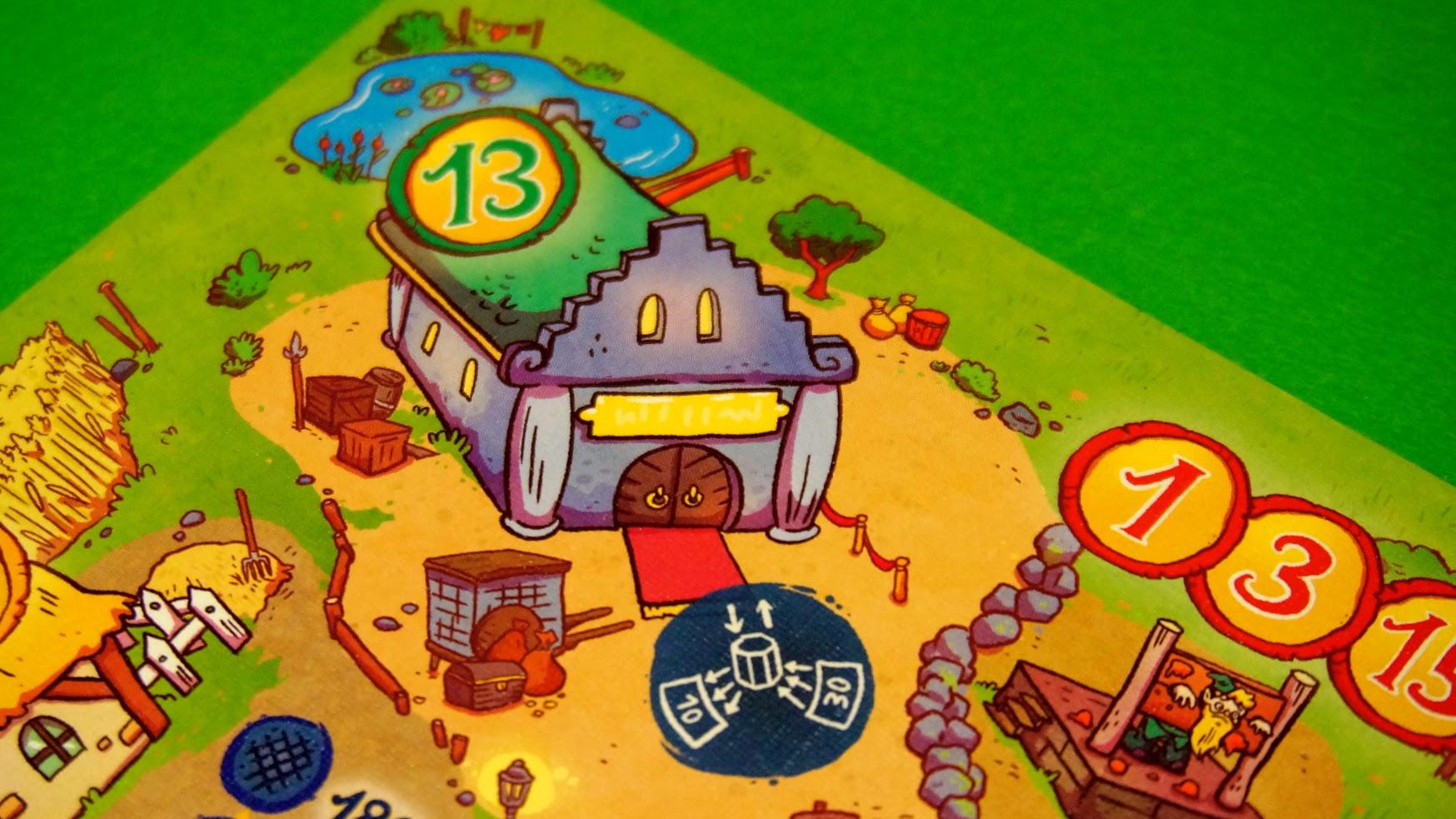 シュッテルス/ノームの村:「13」