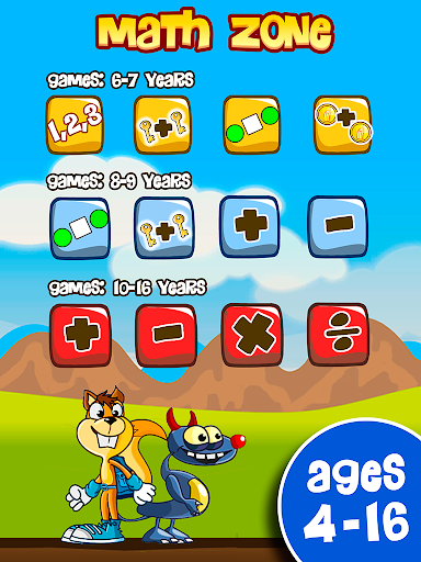 Math Games for kids: Addition Subtraction Numbers 7.01 screenshots 2