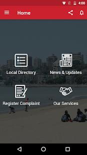 GirgaonApp - náhled
