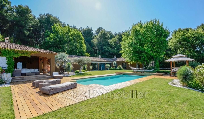Maison avec piscine Eguilles