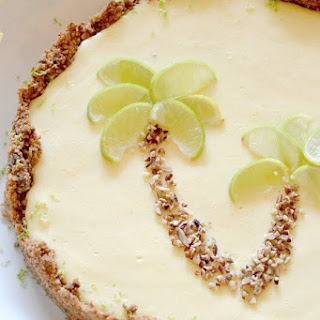 Key Lime Pie with Browned Butter Crumb Crust