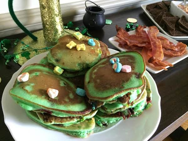 Lucky Charms Pancakes Recipe