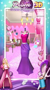 Prom Dress Designer 3D- screenshot thumbnail