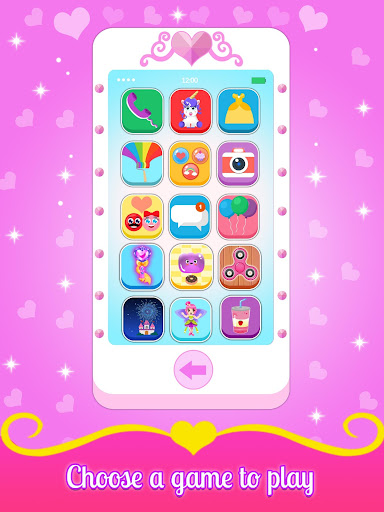 Baby Princess Phone 1.3.9 screenshots 11