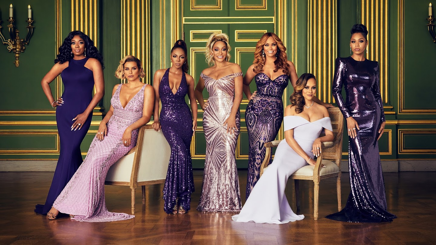 Watch The Real Housewives of Potomac live