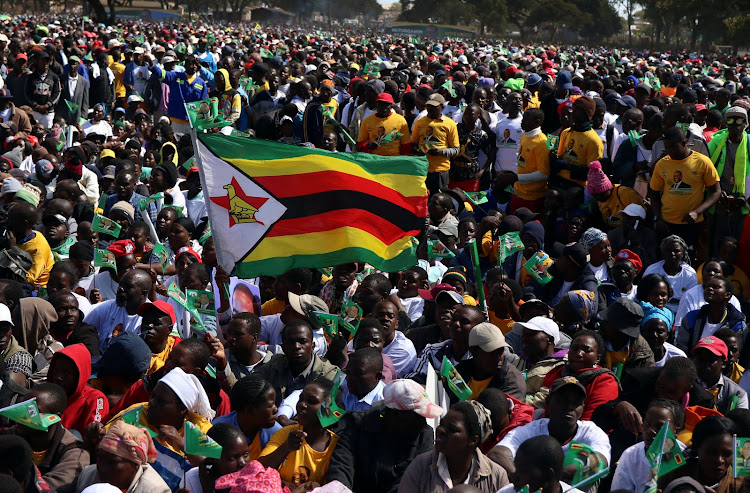 zimbabwe just a week away from make or break elections