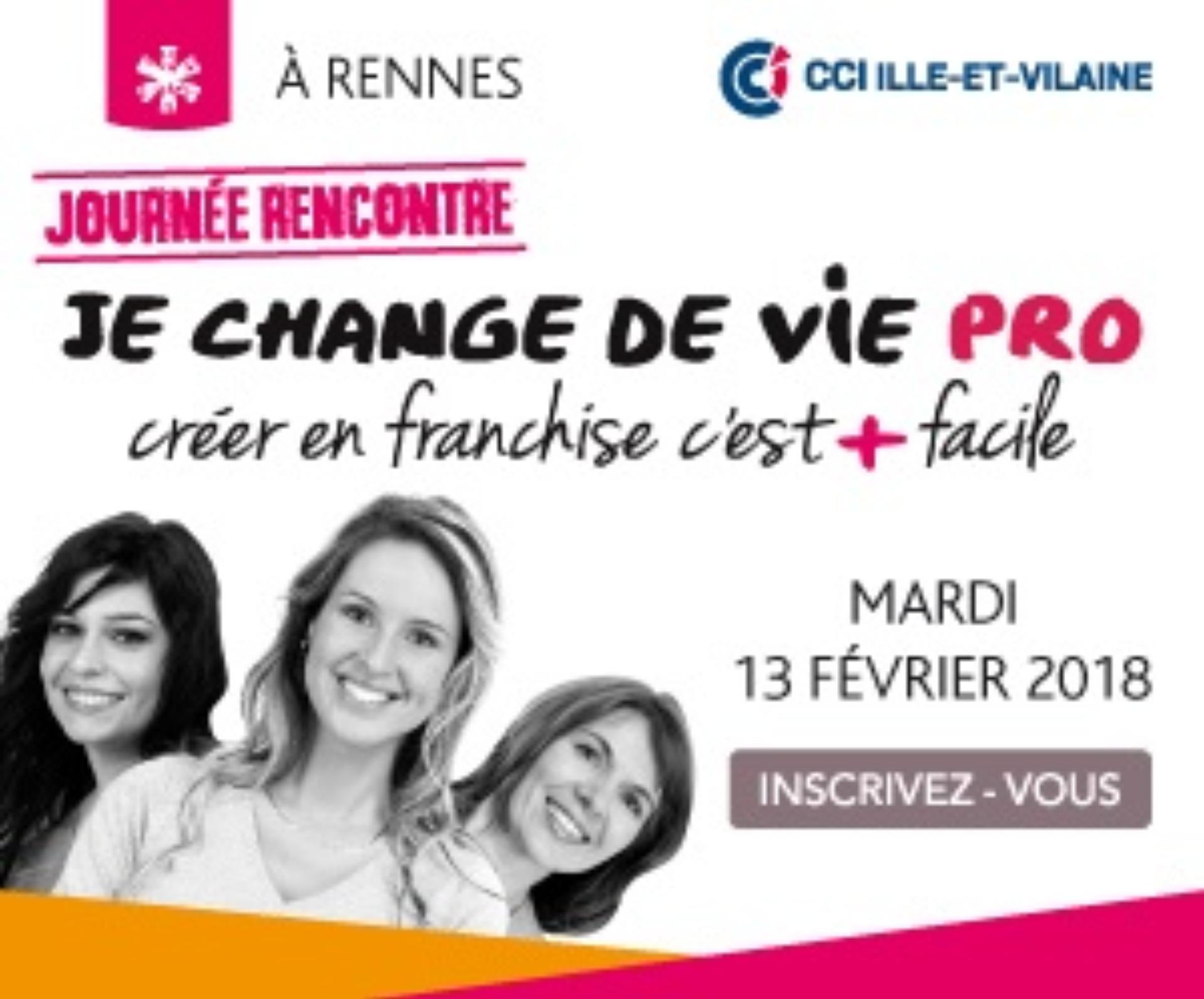changer de job à Rennes mardi 13 fevrier
