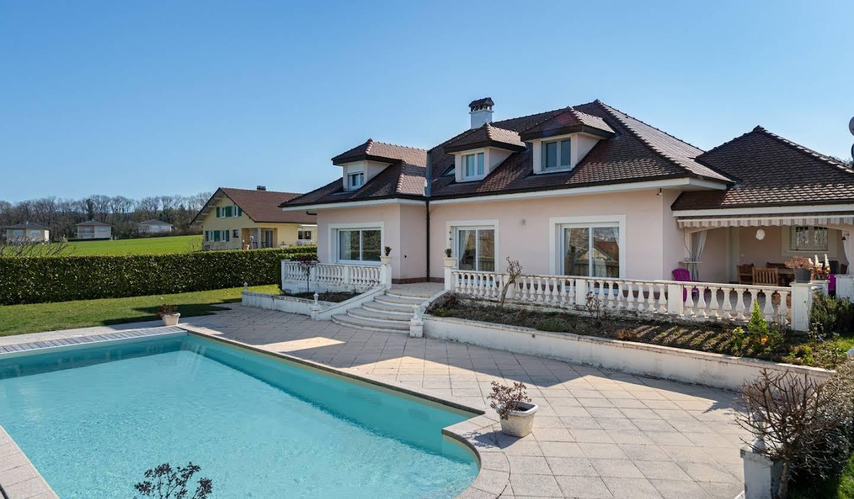 Maison avec piscine Chens-sur-Léman