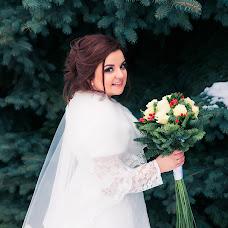 Wedding photographer Kristina Vikulova (Fotogloss). Photo of 16.01.2017