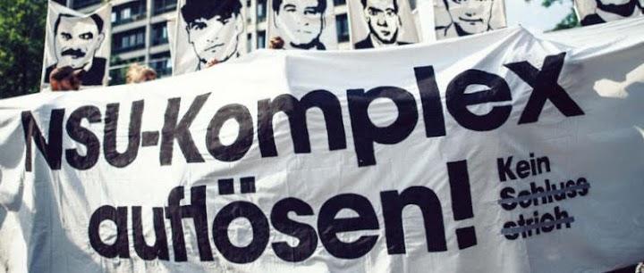 Transparent: «NSU-Komplex auflösen!».