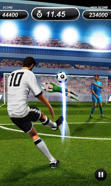 World Cup Penalty Shootout screenshot 1