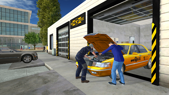 Taxi Game 2 Screenshot