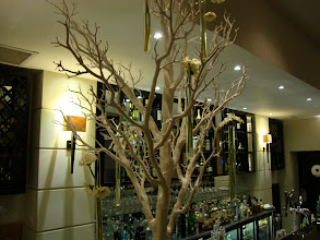 Photo: Christmas time at K+K Hotel George, London