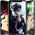Black Clover Anime Wallpaper APK