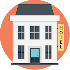 Hotels at cheap prices icon
