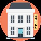 Hotels zu günstigen Preisen icon