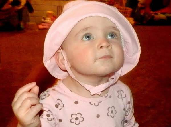 Stylin' In Her New Sun Hat I Got Her...sooo Cute.