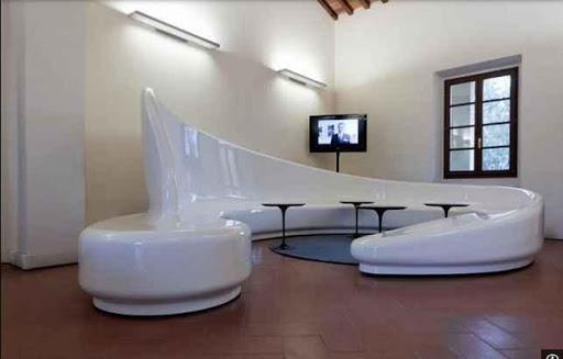 現代居室理念